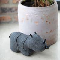 Rory Rhino Doorstop | Home Accessories